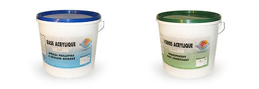 Клей и лак для нанесения и закрепления флокового покрытия